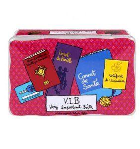 Boite à documents VIB Derrière la porte (20,21 €)