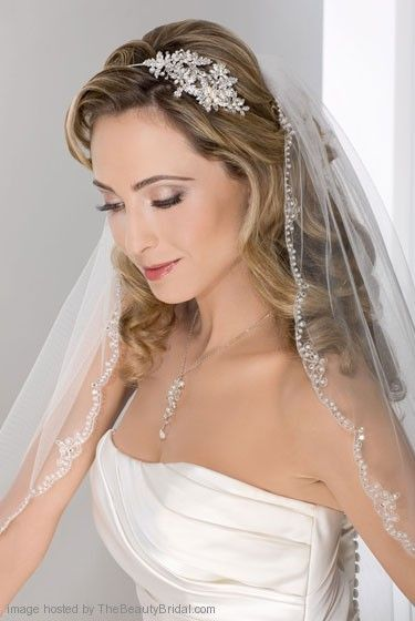 Wedding Hairstyles with Veil | Glamorous Bridal Veils for 2013 | Wedding Dress | Bridal hairstyles