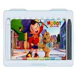 Noddy Oil Pastel 12 colors - Let the kids color their dream world
