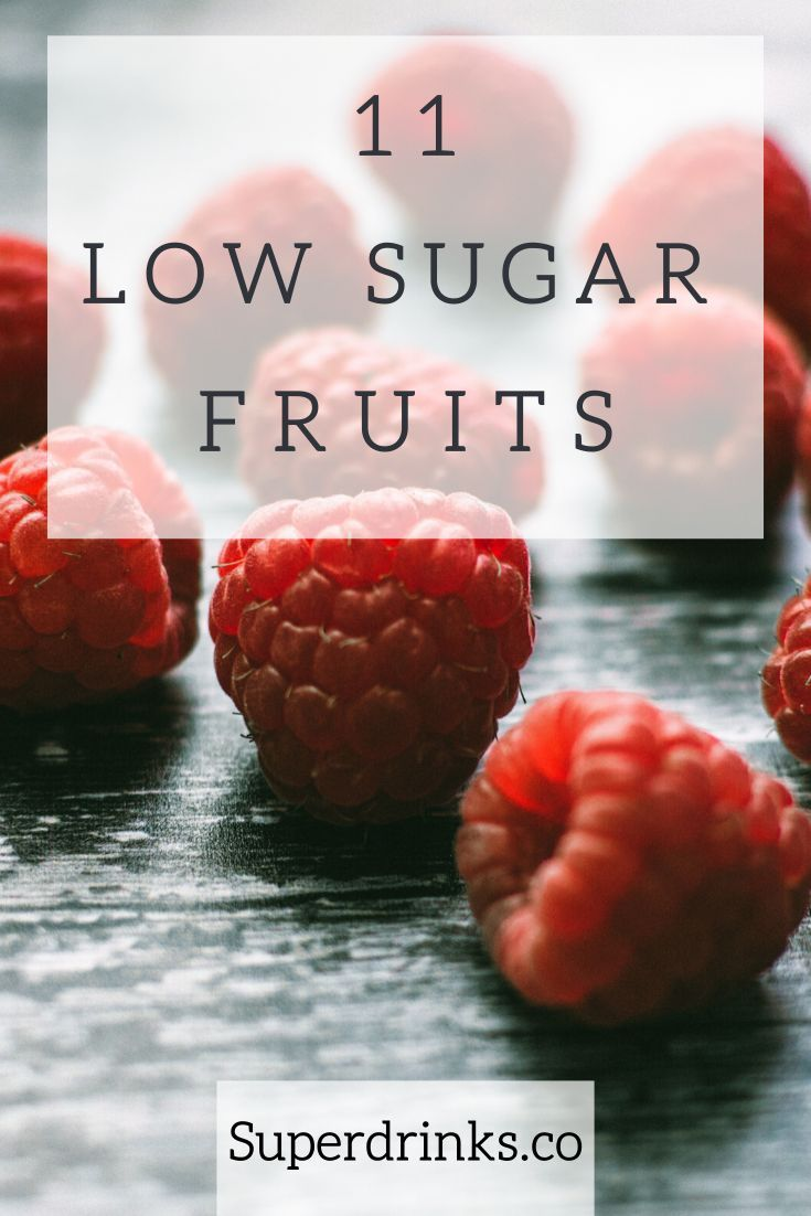 Cutting back on sugar is a powerful way to improve your health. Here's why incorporating low-sugar fruits into your heal…