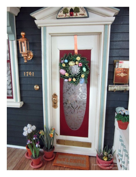 A Home for All Seasons : miniature doors - pezcame.com