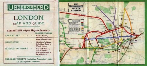 Leftover London / Where to go in 1911