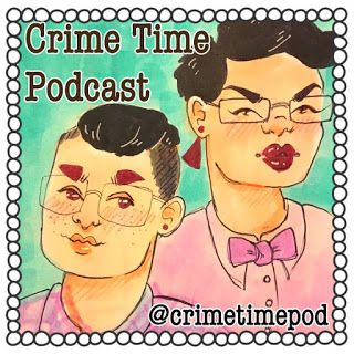 Great Australian Pods: Crime Time - A Crime Fiction Podcast