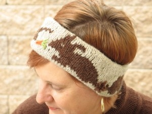 Norwegian Bunny Headband