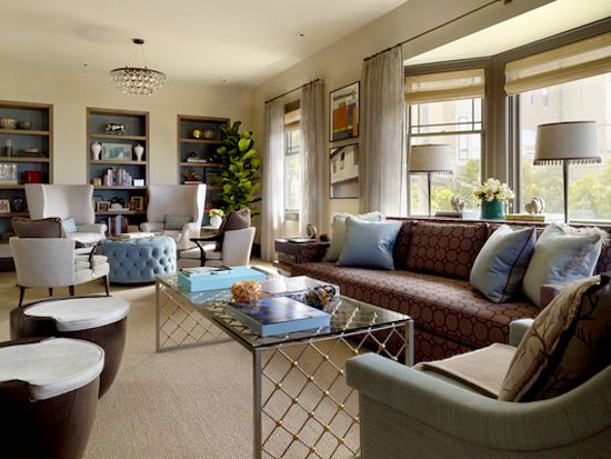 Elegant Tips For Furnishing An Awkwardly Shaped Room