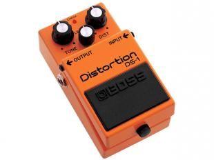 Pedal de Distorção para Guitarra - Boss DS-1                                                                                                                                                                                 Mais