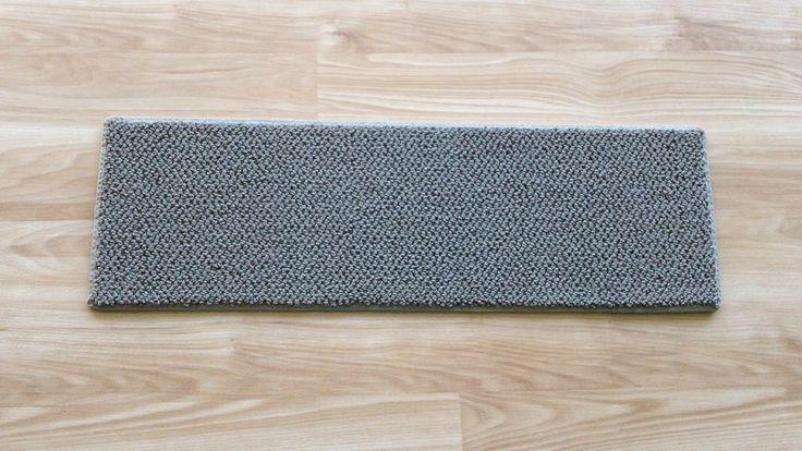 Best Carpet Stair Treads Set Of 14 Karastan Berber Steps New In 400 x 300