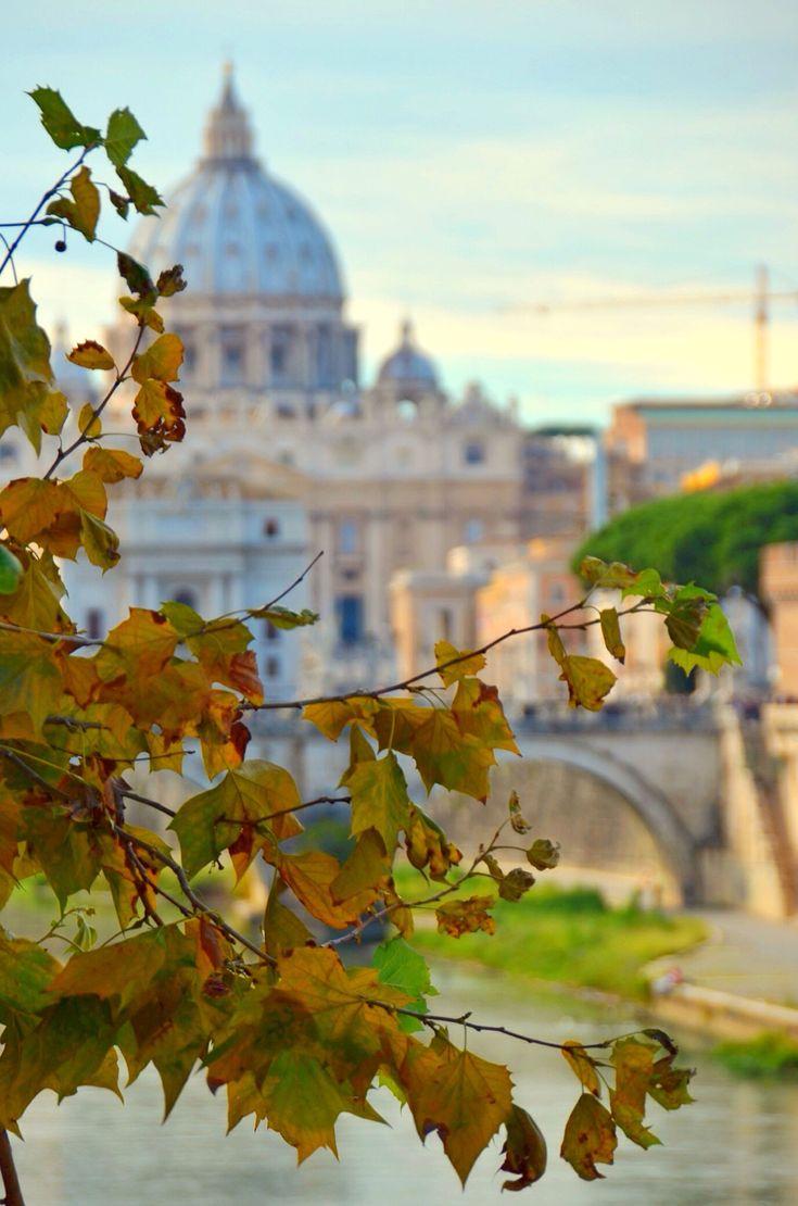 Autumn in Rome ♠ by Yuri Borodianski on 500px