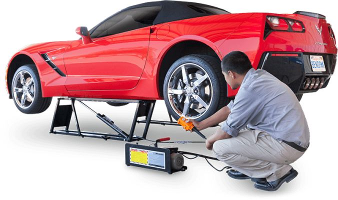 QuickJack Portable Car Lift Jack