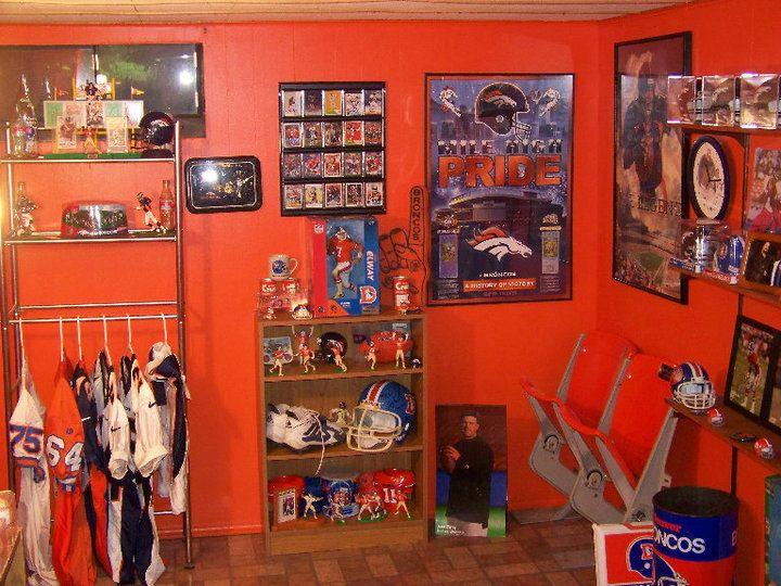 Man Caves For Sale Denver : Best images about denver broncos wo man caves and