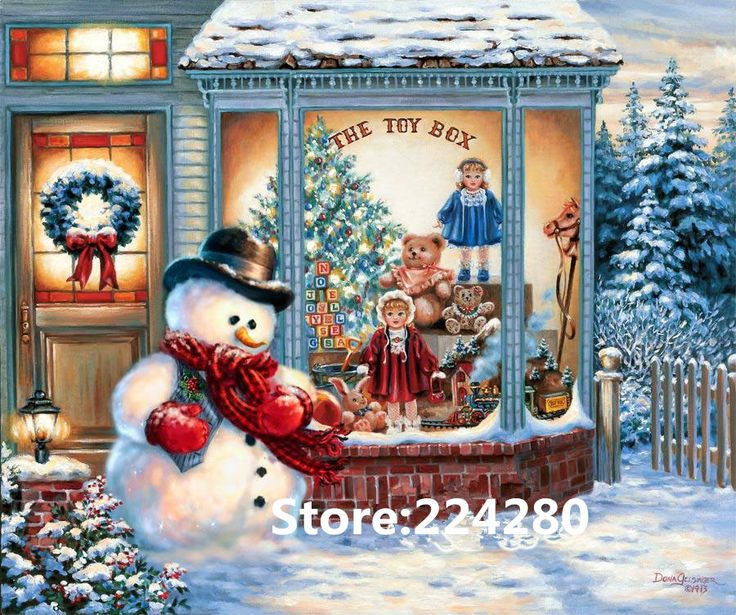 >> Click to Buy << Needlework,DMC Cross stitch,14CT Unprinted for Embroidery kits Doll Snowman cartoon Art Cross-Stitching,DIY Handmade home decor #Affiliate
