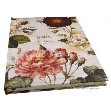 Notitieboekje Bomo Art Roses A5