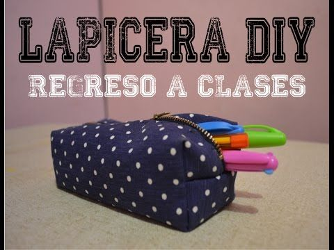 BACK TO SHCOOL (1/6 ) - LAPICERA DIY (Regreso a clases) - PP ARTS - YouTube