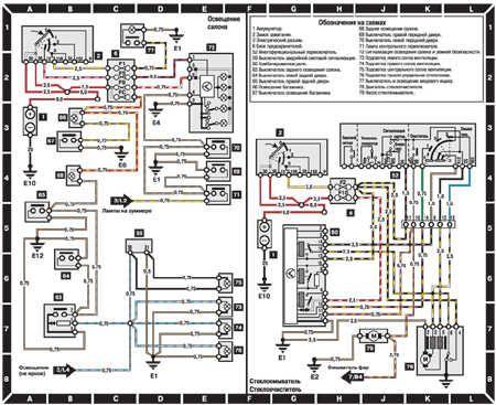 Mercedes W124 Wiring Diagrams - Car Electrical Wiring ...