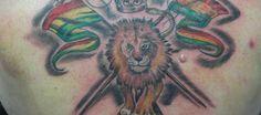 images of jamaican tattoos   lion of Juddah - Tattoos Designs & Ideas