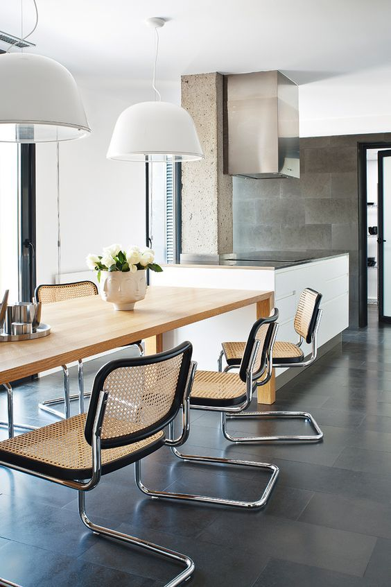 Las 25 mejores ideas sobre sillas de comedor retro en for Ideas para sillas de comedor