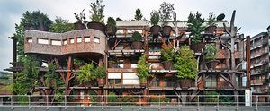 25 Verde apartments, Turin (photograph: Beppe Giardino/Luciano Pia/Thames and Hudson)