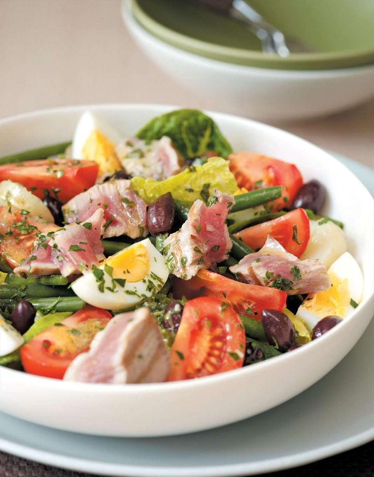 Niçoise salad by Margaret Fulton from Margaret Fulton Favourites | Cooked
