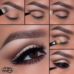 Makeup   brown for everyday