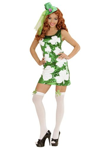 Sexy st patricks day outfit