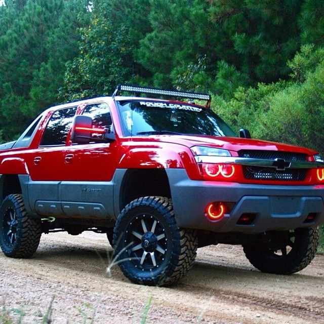 1000+ Images About Chevy Avalache On Pinterest