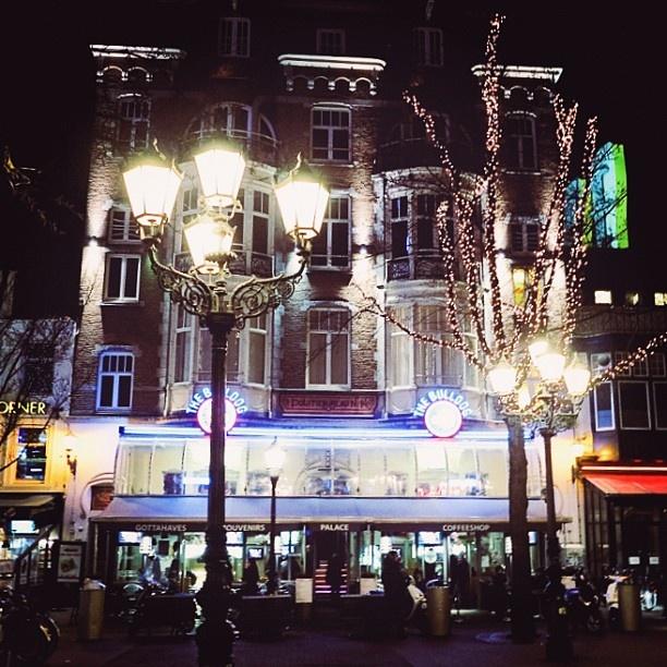 The Bulldog #amsterdam #coffeeshop
