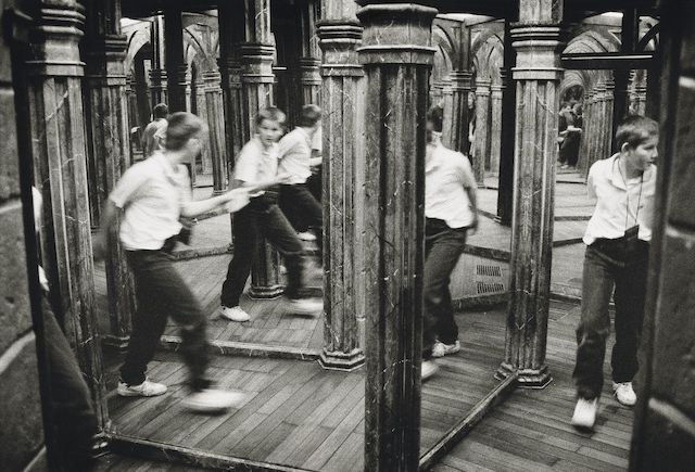 A house of mirrors | History of Economics Playground