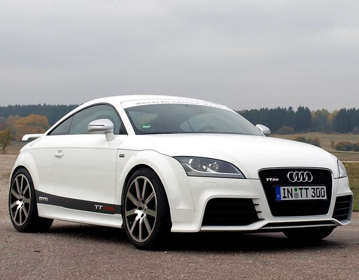 2009 MTM Audi TT RS | Photo Gallery | Modified Cars
