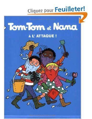 Tom-Tom et Nana, Tome 28 : A l'attaque !