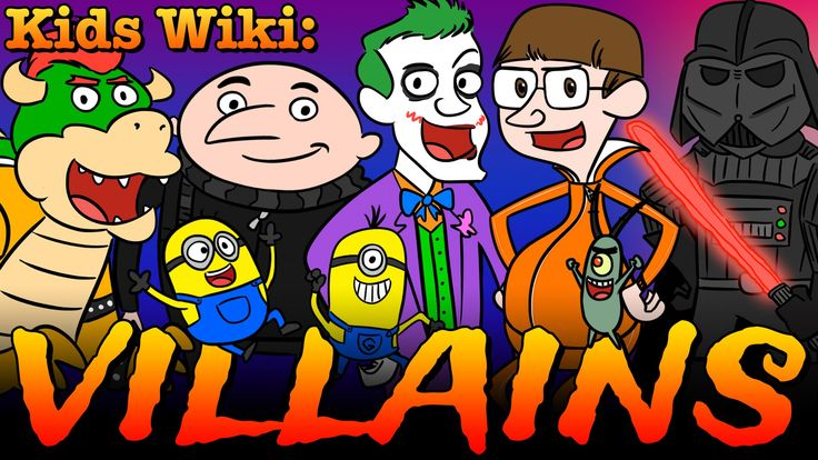 On today's Cool School Wiki lesson, learn all about villains! And, as an added bonus, catch a Spiderman story and learn about superheroes and how they get th...