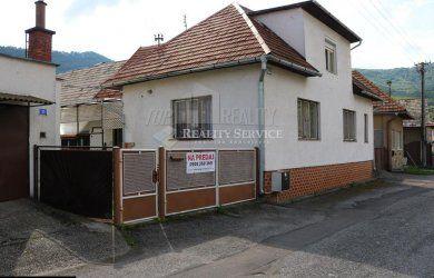Fotka #1: Na predaj Rodinný dom, Žarnovica - P411