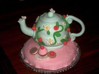 Torta teiera