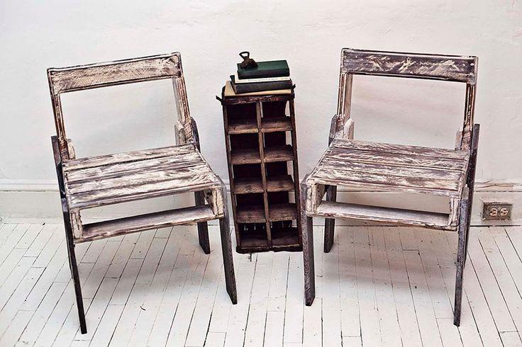 Мебель из паллет (поддонов) | LOFT