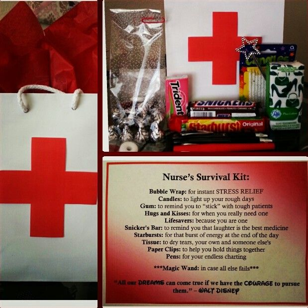 Nurse's Survival Kit