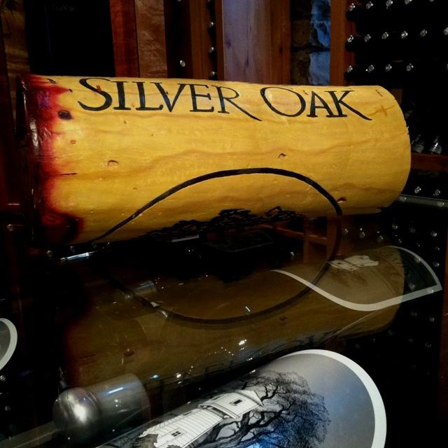 Silver Oak Wine Napa
