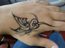hand tattoo designs for women - Bing Images