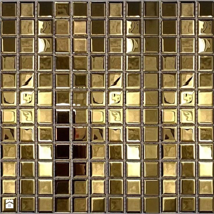 Golden Electra - zdjęcie od Topmozaiki - Łazienka - Styl Glamour - Topmozaiki