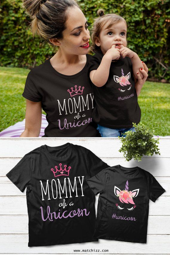 d49f71d915 Mommy and Me Outfits Unicorn Matching Shirts Mommy and Me #mommyandme  #motherdaughtershirts #motherdaughtergift #mommyandmeoutfits #matchingshirt  # ...