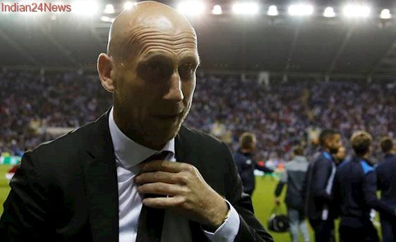 Reading manager Jaap Stam signs two-year contract extension