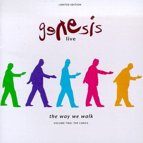 Genesis Live The Way We Walk : Volume 2 The Longs.  I wore this album out growing up. Loved it