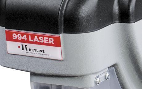 Nuovo aggiornamento per la duplicatrice elettronica per chiavi piatte e laser per il settore automotive #994Laser.  New upgrade for #994Laser, the electronic key cutting machine for flat and laser keys for the automotive sector.