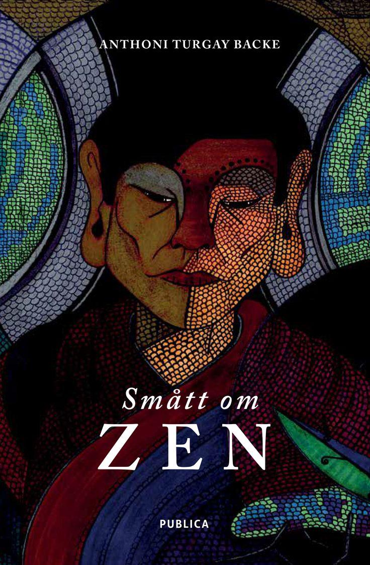 Smått om zen består av en rekke tekster som gjenspeiler forfatterens erfaringer og opplevelser av zen, skrevet med både brodd og humor. Forfatteren har blant annet praktisert buddhisme innenfor samme zen-retning som Leonard Cohen (rinzai-tradisjonen). Tekstene er ikke dikt i vanlig forstand, men mer en blanding med visdomsord.