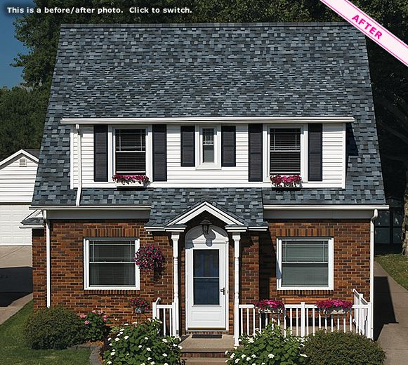 Owens Corning Roofing: Photo Gallery   TruDefinition® Duration® Designer  Colors CollectionOwens Corning Roof