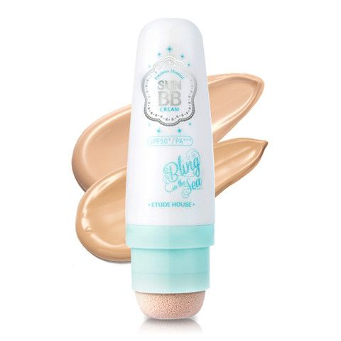 ETUDE, Bling in the Sea, Precious Mineral Sun BB Cream SPF 50+ PA+++ ETUDE HOUSE | KollectionK