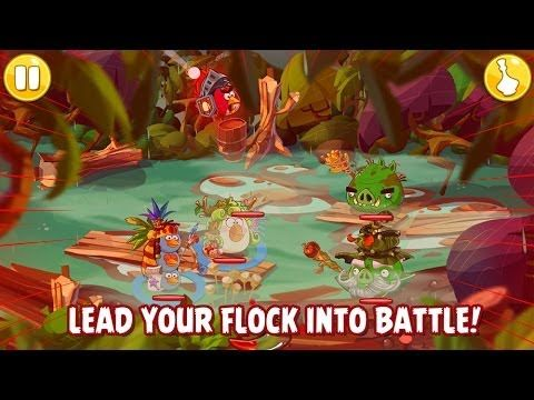 Juego Angry Birds Epic -  para cualquier celular y Tablet Android