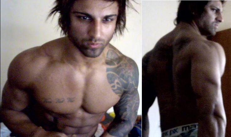 Zyzz Beard Workout Pictures Fitness Motivation Pictures Bodybuilding Motivation