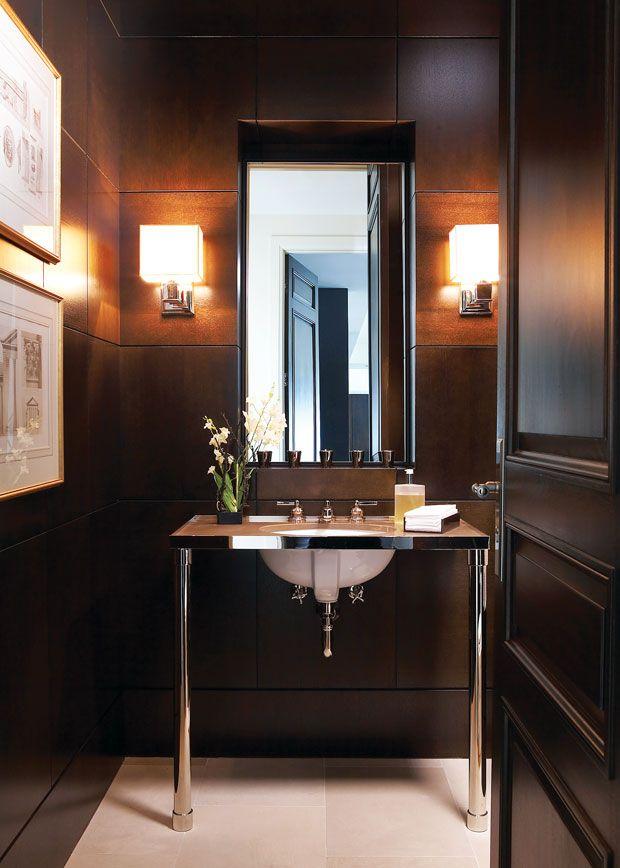 130 best images about salles de bains maison demeure - Salle d eau 4m2 ...