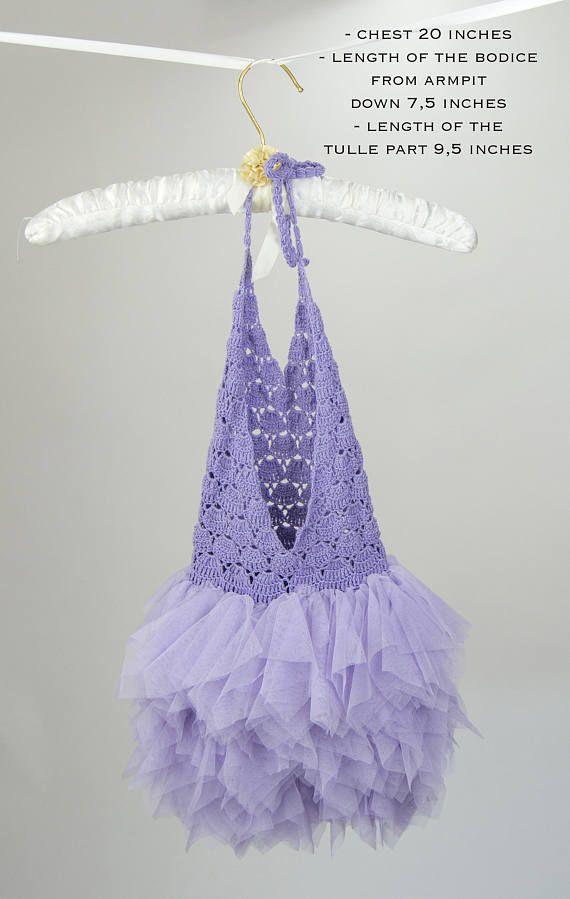 Bígaro tul Vestido Halter Stretch Top.Tulle de Crochet vestido