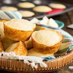 Corn bread muffins