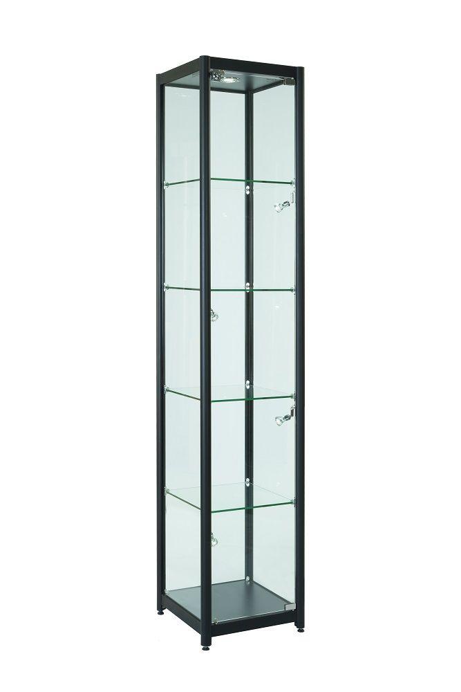 Gl Cabinet Aluminium Single Door